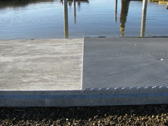 Boat Ramp Panels - Alviso, CA