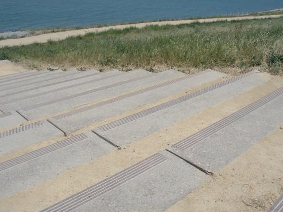 Precast Stair Steps - San Mateo, CA