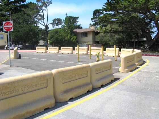 Universal Precast Concrete, Inc  - Custom Traffic Barriers